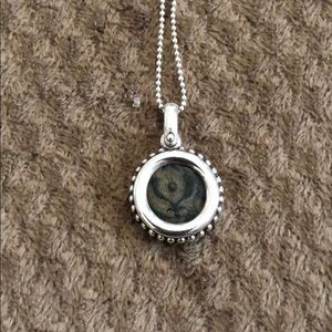 Jewelry - Israel coin necklace